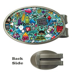 Comics Money Clips (oval)  by BangZart