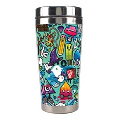 Comics Stainless Steel Travel Tumblers by BangZart