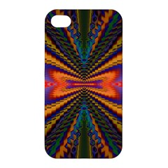 Casanova Abstract Art Colors Cool Druffix Flower Freaky Trippy Apple Iphone 4/4s Premium Hardshell Case by BangZart