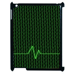 01 Numbers Apple Ipad 2 Case (black) by BangZart