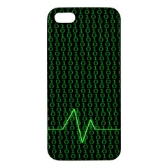 01 Numbers Apple Iphone 5 Premium Hardshell Case by BangZart