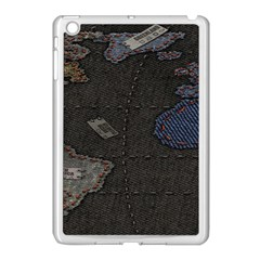 World Map Apple Ipad Mini Case (white) by BangZart