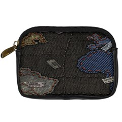 World Map Digital Camera Cases by BangZart