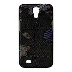 World Map Samsung Galaxy Mega 6 3  I9200 Hardshell Case by BangZart