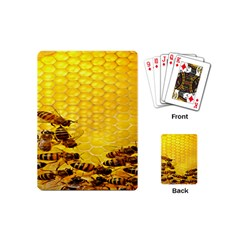 Sweden Honey Playing Cards (mini)  by BangZart