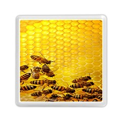 Sweden Honey Memory Card Reader (square)  by BangZart