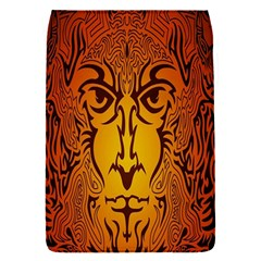 Lion Man Tribal Flap Covers (s)  by BangZart