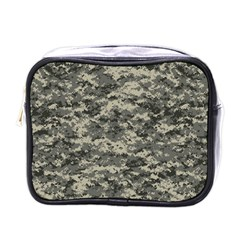 Us Army Digital Camouflage Pattern Mini Toiletries Bags by BangZart