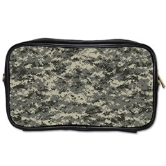 Us Army Digital Camouflage Pattern Toiletries Bags by BangZart