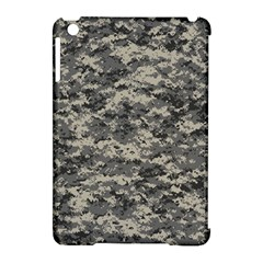 Us Army Digital Camouflage Pattern Apple Ipad Mini Hardshell Case (compatible With Smart Cover) by BangZart