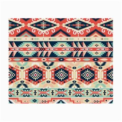 Aztec Pattern Copy Small Glasses Cloth