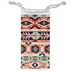 Aztec Pattern Copy Jewelry Bag
