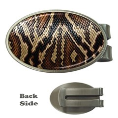 Snake Skin O Lay Money Clips (oval)  by BangZart