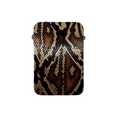 Snake Skin O Lay Apple Ipad Mini Protective Soft Cases by BangZart