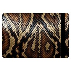 Snake Skin O Lay Ipad Air Flip by BangZart