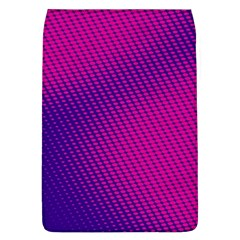 Purple Pink Dots Flap Covers (l)  by BangZart