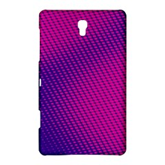Purple Pink Dots Samsung Galaxy Tab S (8 4 ) Hardshell Case  by BangZart