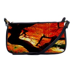 Maple Tree Nice Shoulder Clutch Bags by BangZart