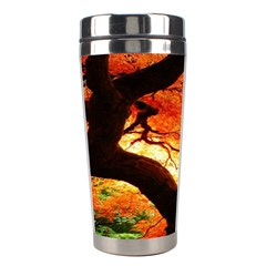 Maple Tree Nice Stainless Steel Travel Tumblers by BangZart