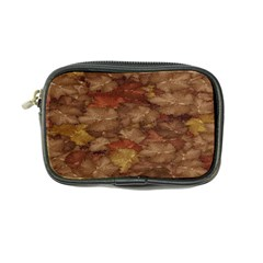 Brown Texture Coin Purse