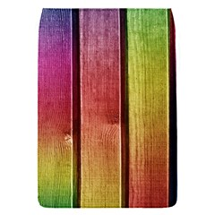 Colourful Wood Painting Flap Covers (s)  by BangZart