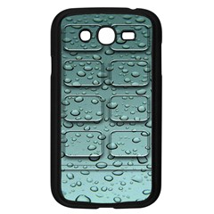 Water Drop Samsung Galaxy Grand Duos I9082 Case (black) by BangZart