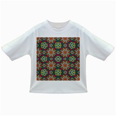 Jewel Tiles Kaleidoscope Infant/toddler T Shirts by WolfepawFractals