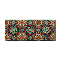 Jewel Tiles Kaleidoscope Cosmetic Storage Cases by WolfepawFractals