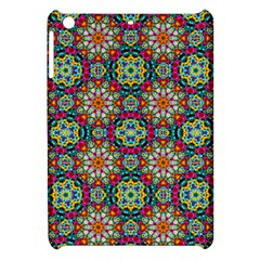 Jewel Tiles Kaleidoscope Apple Ipad Mini Hardshell Case by WolfepawFractals