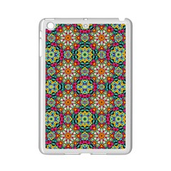 Jewel Tiles Kaleidoscope Ipad Mini 2 Enamel Coated Cases by WolfepawFractals