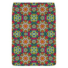 Jewel Tiles Kaleidoscope Flap Covers (l)  by WolfepawFractals