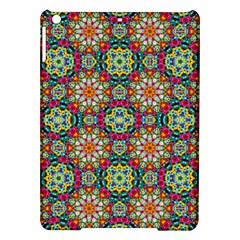 Jewel Tiles Kaleidoscope Ipad Air Hardshell Cases by WolfepawFractals