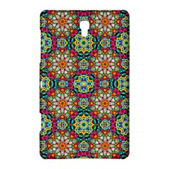 Jewel Tiles Kaleidoscope Samsung Galaxy Tab S (8 4 ) Hardshell Case  by WolfepawFractals