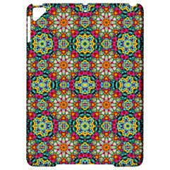 Jewel Tiles Kaleidoscope Apple Ipad Pro 9 7   Hardshell Case by WolfepawFractals