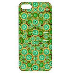 Flowers In Mind In Happy Soft Summer Time Apple Iphone 5 Hardshell Case With Stand by pepitasart