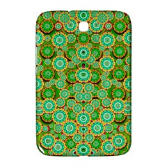 Flowers In Mind In Happy Soft Summer Time Samsung Galaxy Note 8 0 N5100 Hardshell Case  by pepitasart