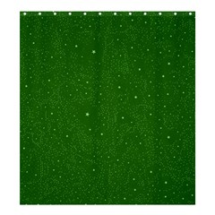 Awesome Allover Stars 01d Shower Curtain 66  X 72  (large)  by MoreColorsinLife