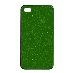 Awesome Allover Stars 01d Apple Iphone 4/4s Seamless Case (black) by MoreColorsinLife