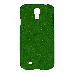 Awesome Allover Stars 01d Samsung Galaxy S4 I9500/i9505 Hardshell Case by MoreColorsinLife