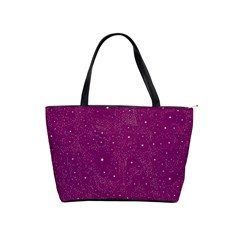 Awesome Allover Stars 01e Shoulder Handbags by MoreColorsinLife
