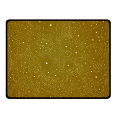 Awesome Allover Stars 01c Fleece Blanket (small) by MoreColorsinLife