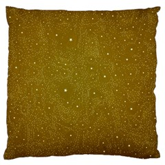 Awesome Allover Stars 01c Standard Flano Cushion Case (two Sides) by MoreColorsinLife