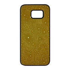 Awesome Allover Stars 01c Samsung Galaxy S7 Edge Black Seamless Case by MoreColorsinLife