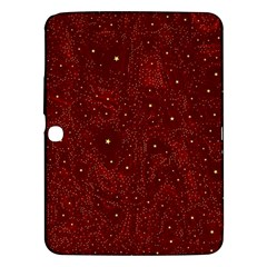 Awesome Allover Stars 01a Samsung Galaxy Tab 3 (10 1 ) P5200 Hardshell Case  by MoreColorsinLife