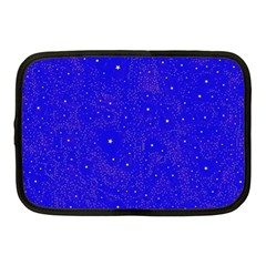Awesome Allover Stars 01f Netbook Case (medium)  by MoreColorsinLife