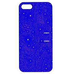 Awesome Allover Stars 01f Apple Iphone 5 Hardshell Case With Stand by MoreColorsinLife