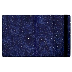 Awesome Allover Stars 01b Apple Ipad Pro 12 9   Flip Case by MoreColorsinLife