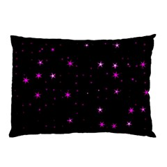 Awesome Allover Stars 02d Pillow Case by MoreColorsinLife