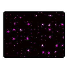 Awesome Allover Stars 02d Fleece Blanket (small) by MoreColorsinLife