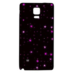 Awesome Allover Stars 02d Galaxy Note 4 Back Case by MoreColorsinLife